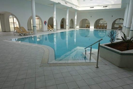 Seabel Alhambra Beach Golf Spa Indoor Pool