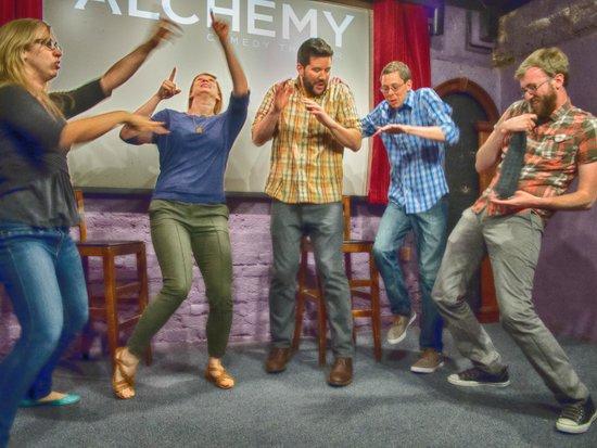 Alchemy Comedy Theater