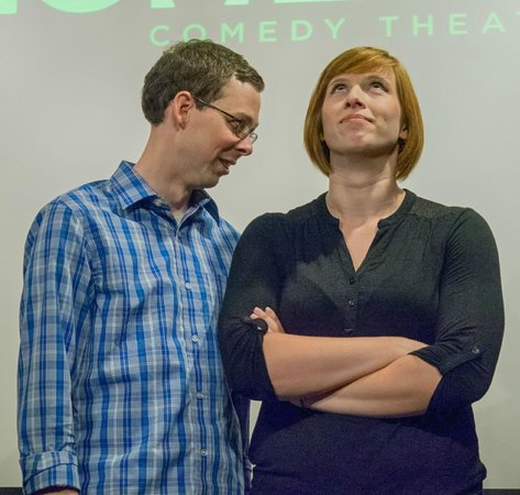 Alchemy offers short form improv games every Saturday at 7:30 ...