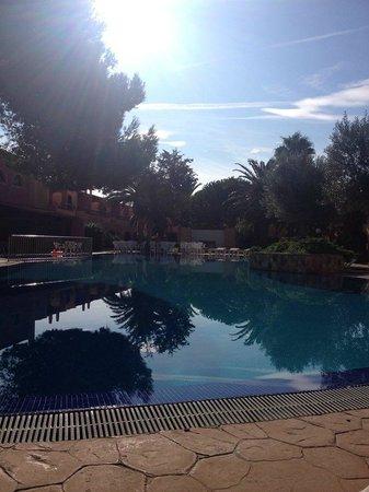 Aparthotel Club Andria: Sunbathing