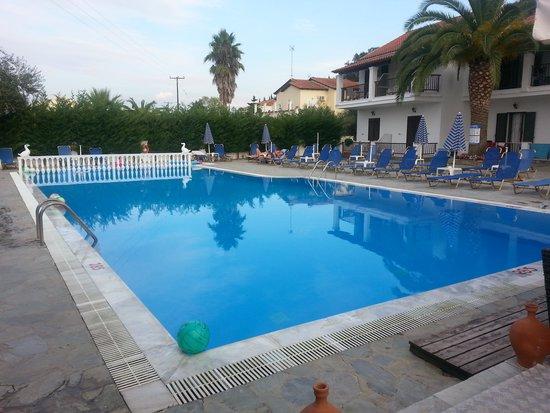 Terezas Hotel: swimming pool.