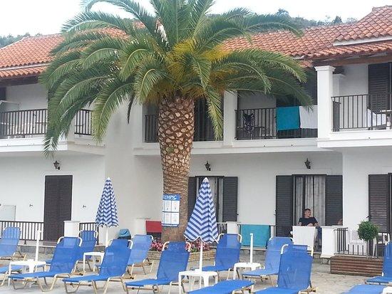Terezas Hotel: two bedroom apartment.