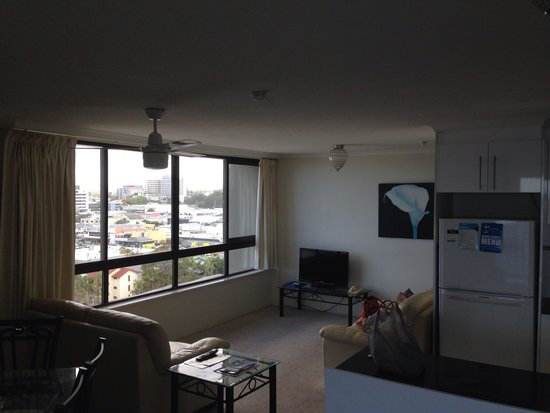 Palmerston Tower Apartments: 11c lounge