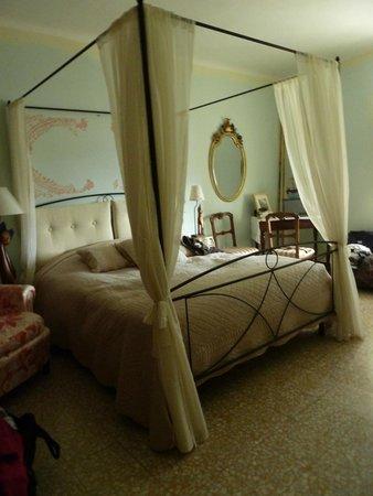 Casa Moretti: chambre