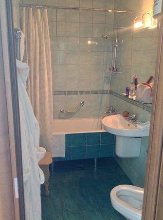 Hotel Siberia: ванная комеата
