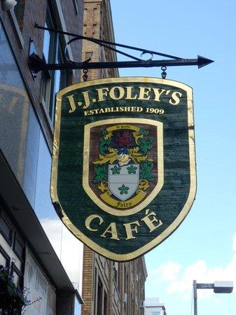 J. J. Foley's Cafe : Established in 1909