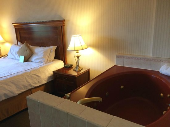 Hotels With Jacuzzi In Room In Dc
