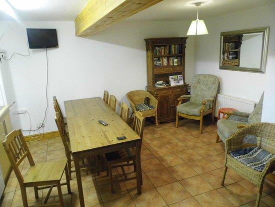 Greencarts Farm: Dining room