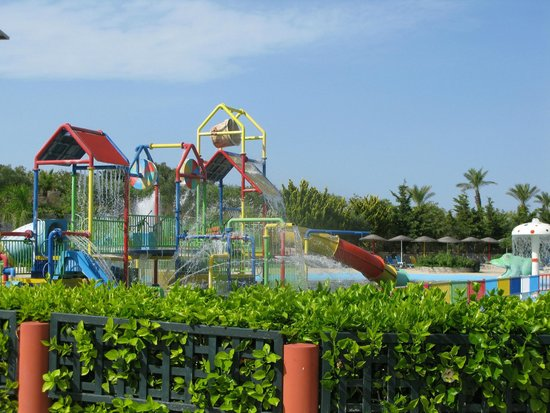 Lido Waterpark: детские