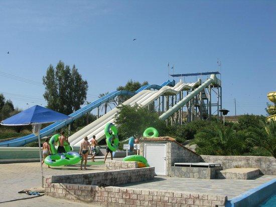 Lido Waterpark: горки самые высокие