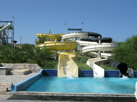 самая интересная - Picture of Lido Waterpark, Mastichari ...