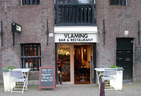 restaurant Vlaming