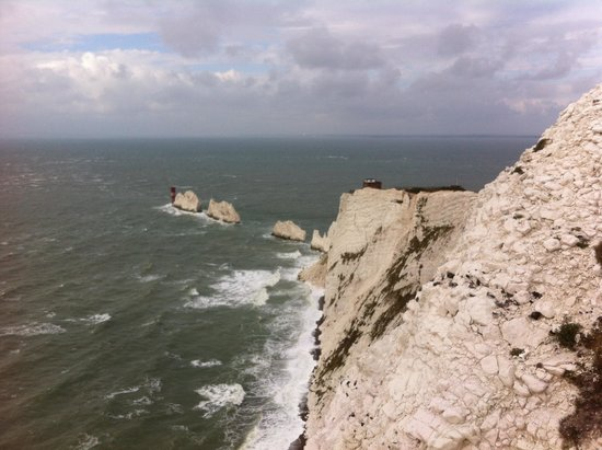 Best Western Plus The Connaught Hotel: The Needles