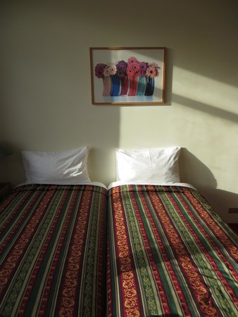 Guesthouse Borgartun: Comfortable beds