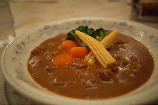 Gotoken Restaurant Yukikawatei: Best curry in town