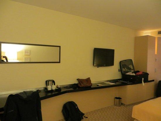 Hotel Das Tigra : Zimmer