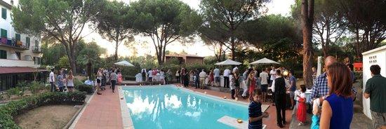 Hotel Brigantino : Bella piscina