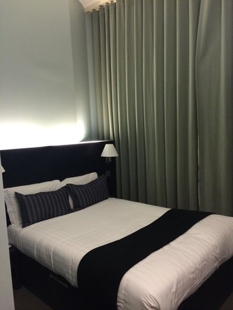 The Nadler Liverpool : Very comfortable bed :)