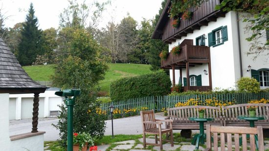 Romantik Gersberg Alm: The hotel