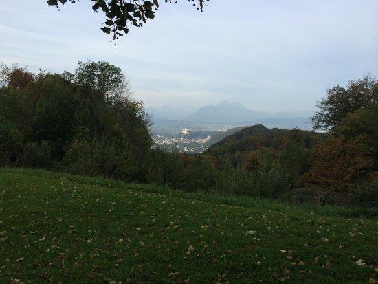 Romantik Gersberg Alm: City view