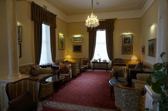 The Malton Hotel: visiting