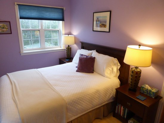 By the Bay Bed and Breakfast: Unser Zimmer