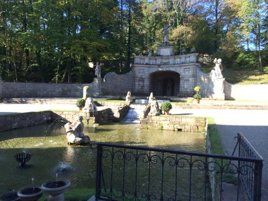 Jeux d'eau d'Hellbrunn : 2