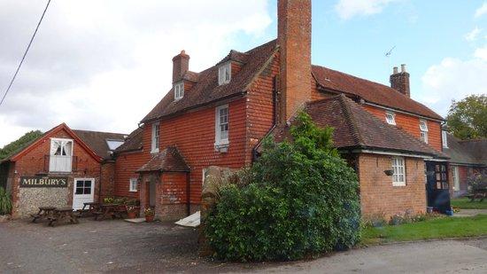 Hotels Near Botley Hampshire