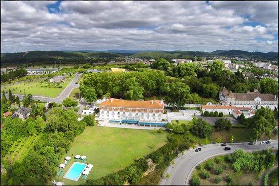 Pousada de Condeixa-Coimbra: Vista Aérea / Aerial View