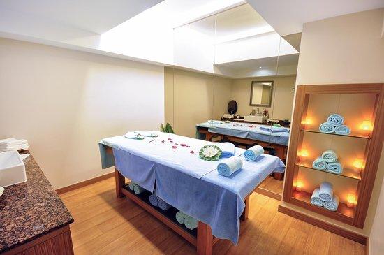 Neorion Hotel: Massage Room