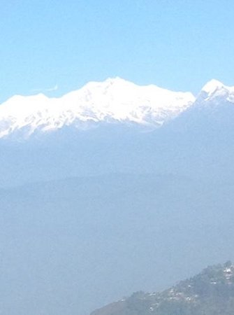 Darjeeling - Khush Alaya, A Sterling Holidays Resort: from the view point at Sterling Resorts, Ghoom