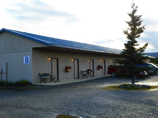 Healy, Αλάσκα: Zimmertrakt B