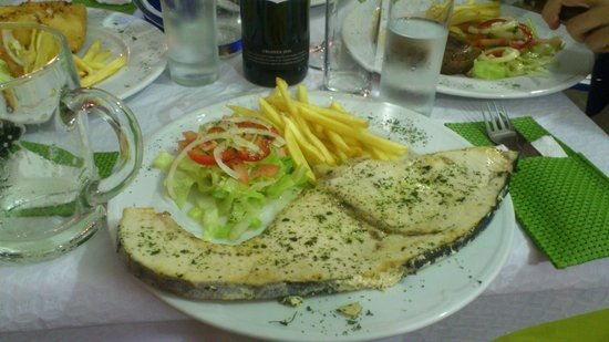 El Desvan Taperia: Swordfish