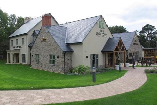 Premier Inn Haverfordwest Restaurant