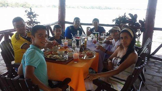 Villas Mombacho: Nice food
