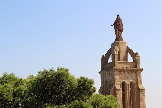 Fort Santa Cruz: la vierge qui protége Oran