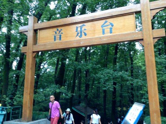 Zhongshanling Bandstand: Bandstand