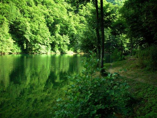 Isola Santa Lake: Lago di Isola Santa