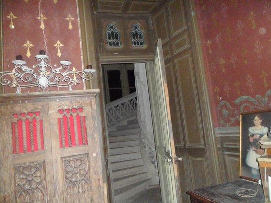 Montmorillon, France: Hall