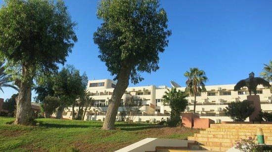 Club Marmara Agadir : vue de la piscine