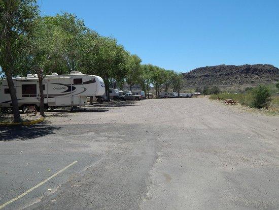 Fort Davis Inn And Rv Park: Rv Park
