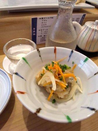 Tsukiji Sushisay Honten: 南蛮漬け