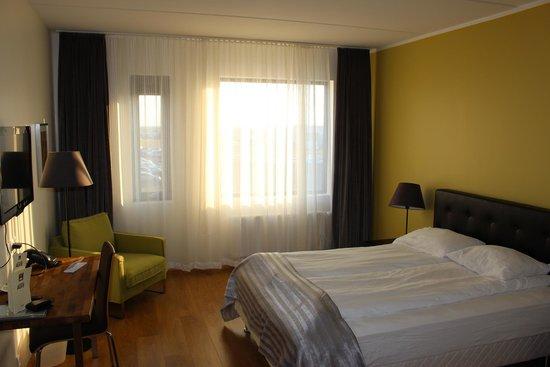 Airport Hotel Aurora Star: Room