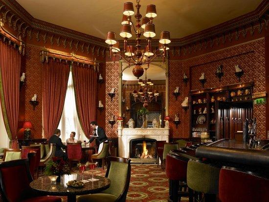 Terrace Room Bild von Dromoland Castle Hotel Newmarket  : dromoland castle hotel from www.tripadvisor.de size 550 x 413 jpeg 64kB