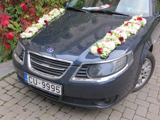 Europa Royale Riga: Wedding Car