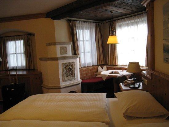 Gasthof Eggerwirt: our room