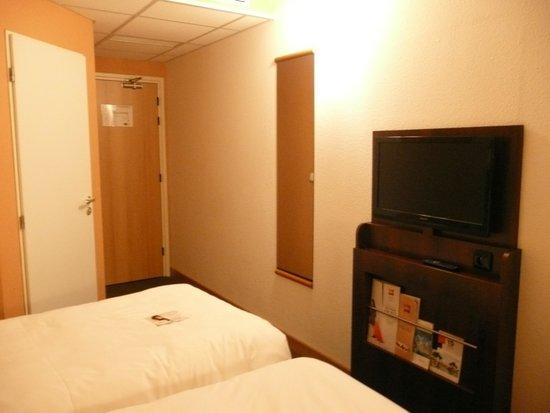 Ibis Praha Mala Strana: bedroom