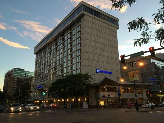 Wyndham Boston Beacon Hill: Hotel