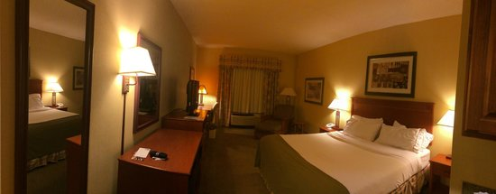 Holiday Inn Express Hotel & Suites Washington: x