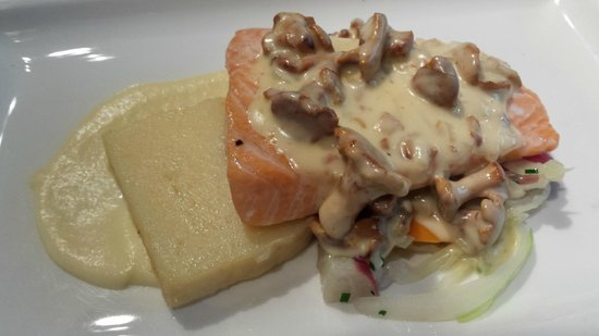 Ravintola Toolonranta: One of the best salmon ever